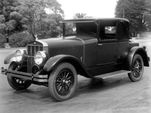 1926 Franklin Model 11-A Coupe